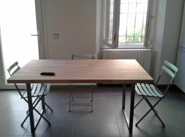Tavolo in ferro